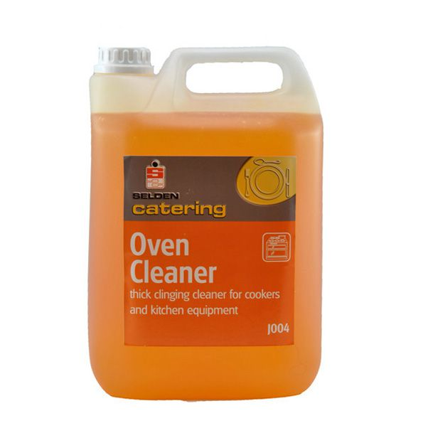 Selden J004 Oven Cleaner 5 Litre Chemical Solutions